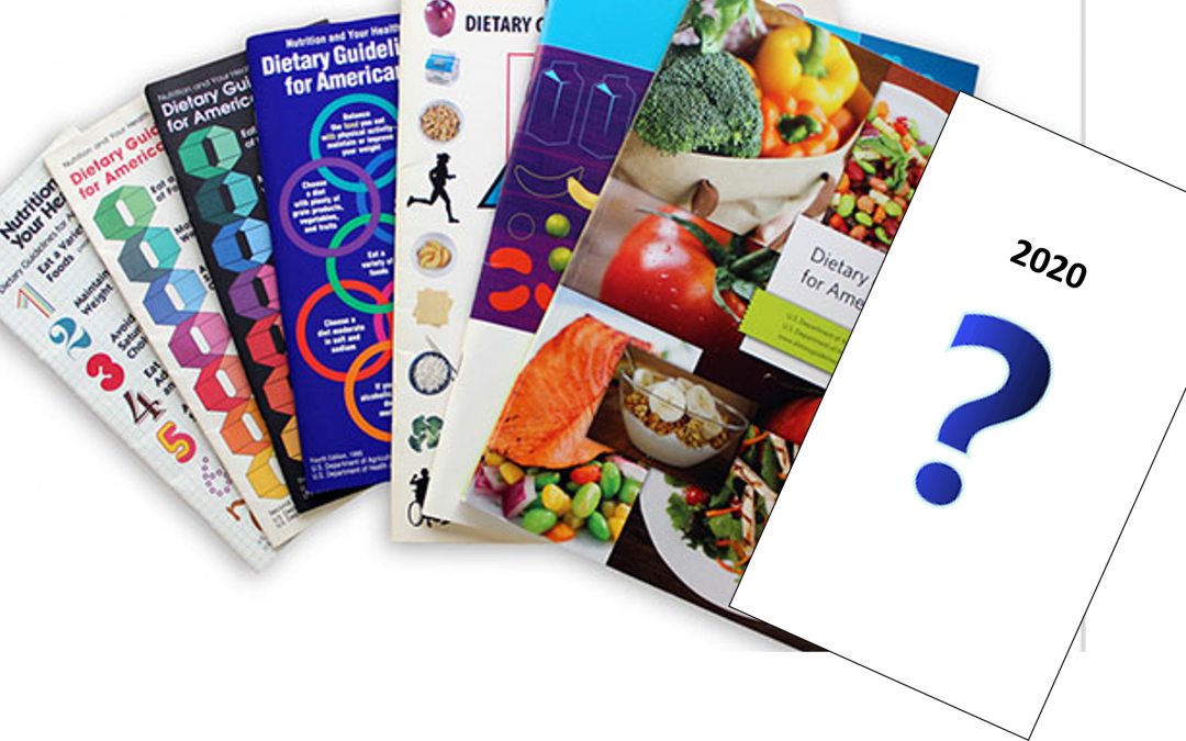 Dietary Guidelines:  Our Advice…ENGAGE!!