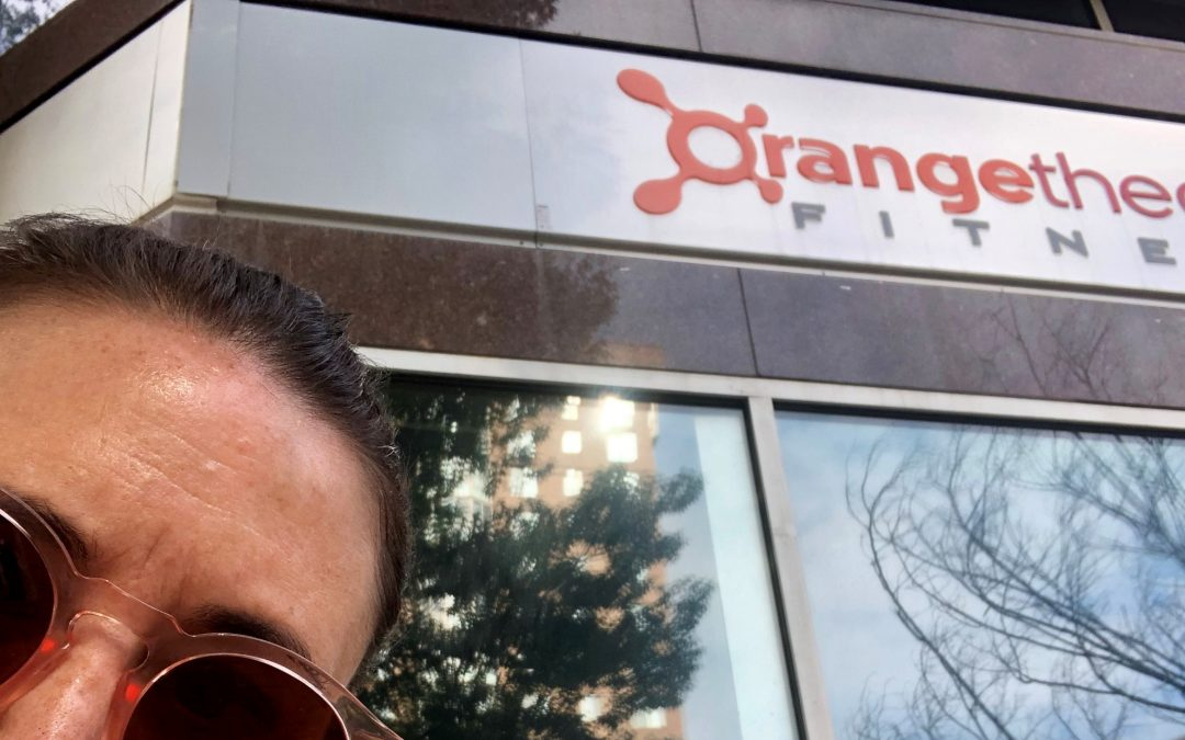 Why I love OrangeTheory (and think you probably would too)!