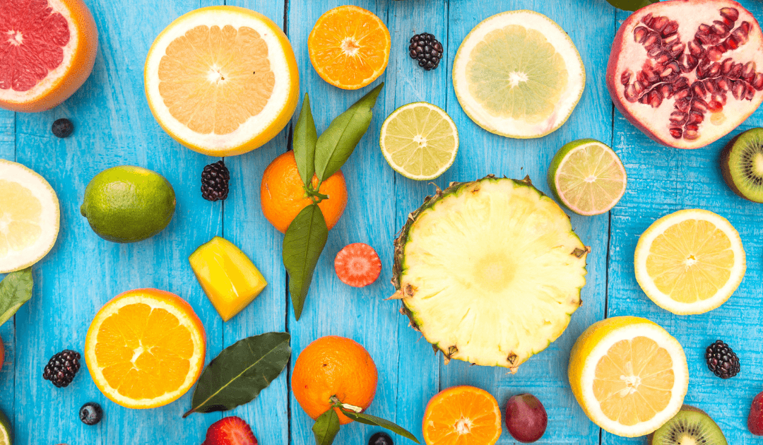 Here's the Delicious Way Eating Various Fruits Can Improve Your Health and Impact Longevity